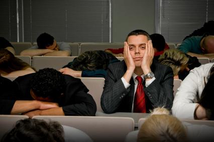 7 způsobů jak zabijete svou prezentaci